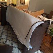 Before Photo Of Take Apart Sofa Furniture Manhattan Ny United States