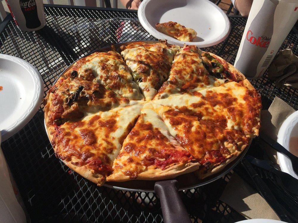 Jane's Boardwalk Pizza: 160 Winter St, Keystone, SD