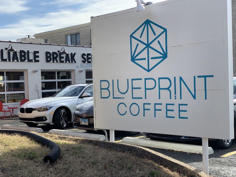 Blueprint Coffee: 4206 Watson Rd, St Louis, MO