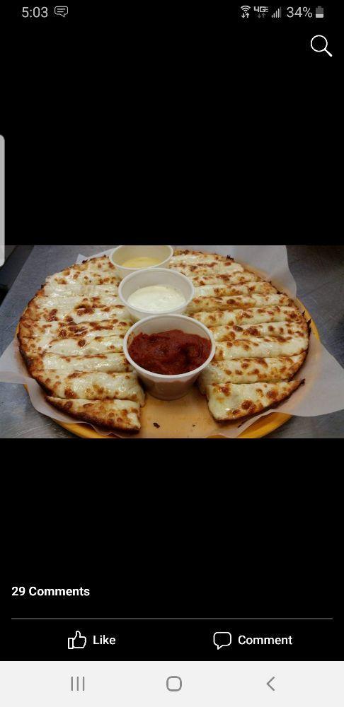 Mama's Pizza: 515 E Front St, Battle Mountain, NV