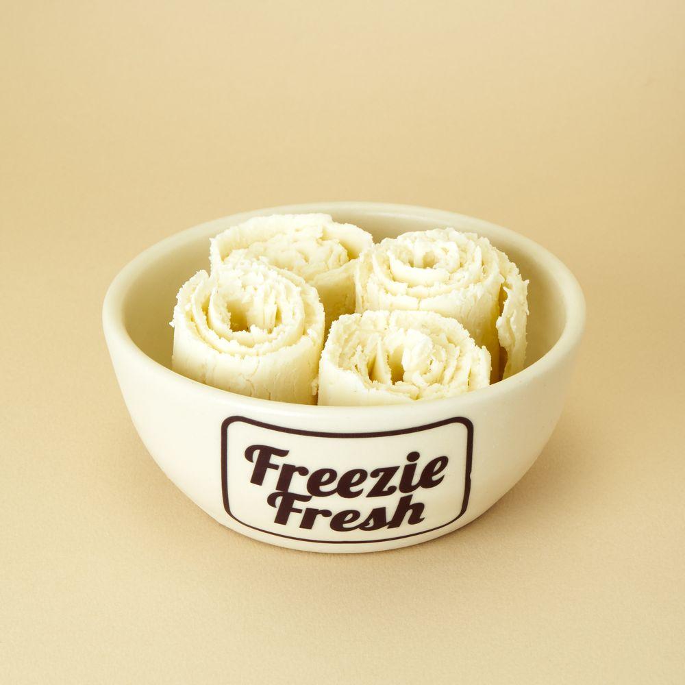 Freezie Fresh: Rolled Ice Cream: 2860 Cerrillos Rd, Santa Fe, NM