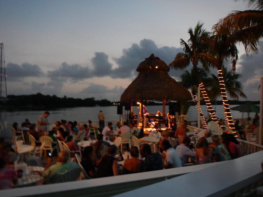 Lorelei Restaurant Cabana Bar Islamorada Fl