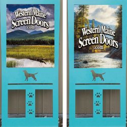 Photo of Western Maine Screen Door Company - New Portland ME United States & Western Maine Screen Door Company - Hardware Stores - 435 ...