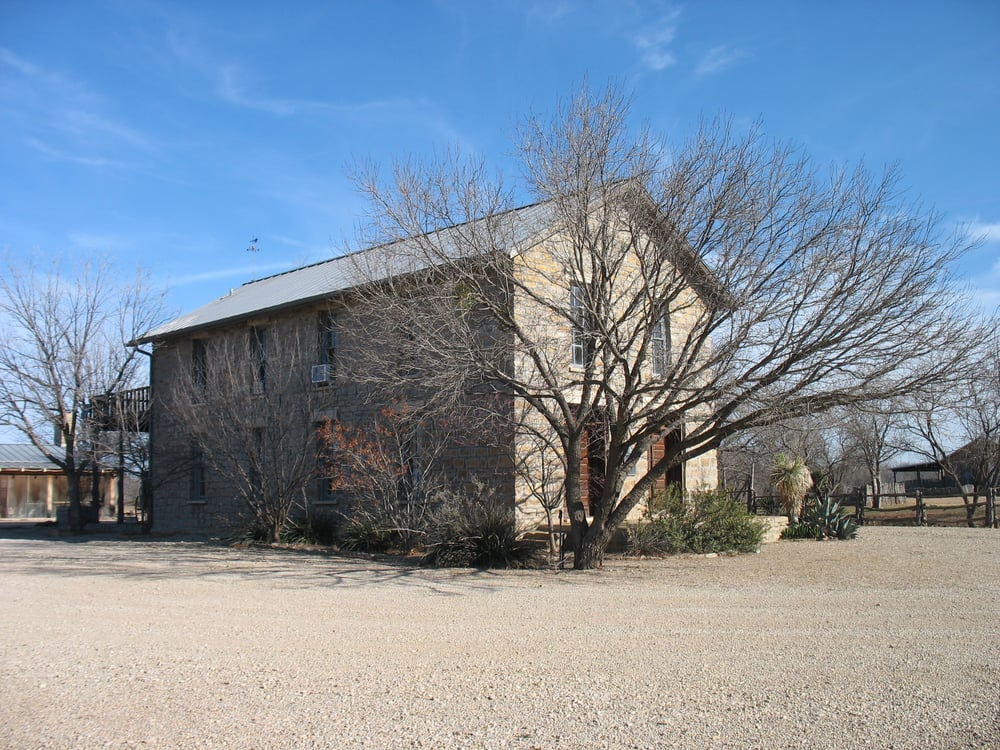 Fortgriffin State Park: Throckmorton Hwy, Albany, TX