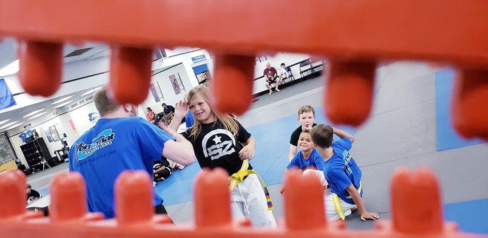On The Mat Martial Arts: 5543 Park St N, Saint Petersburg, FL