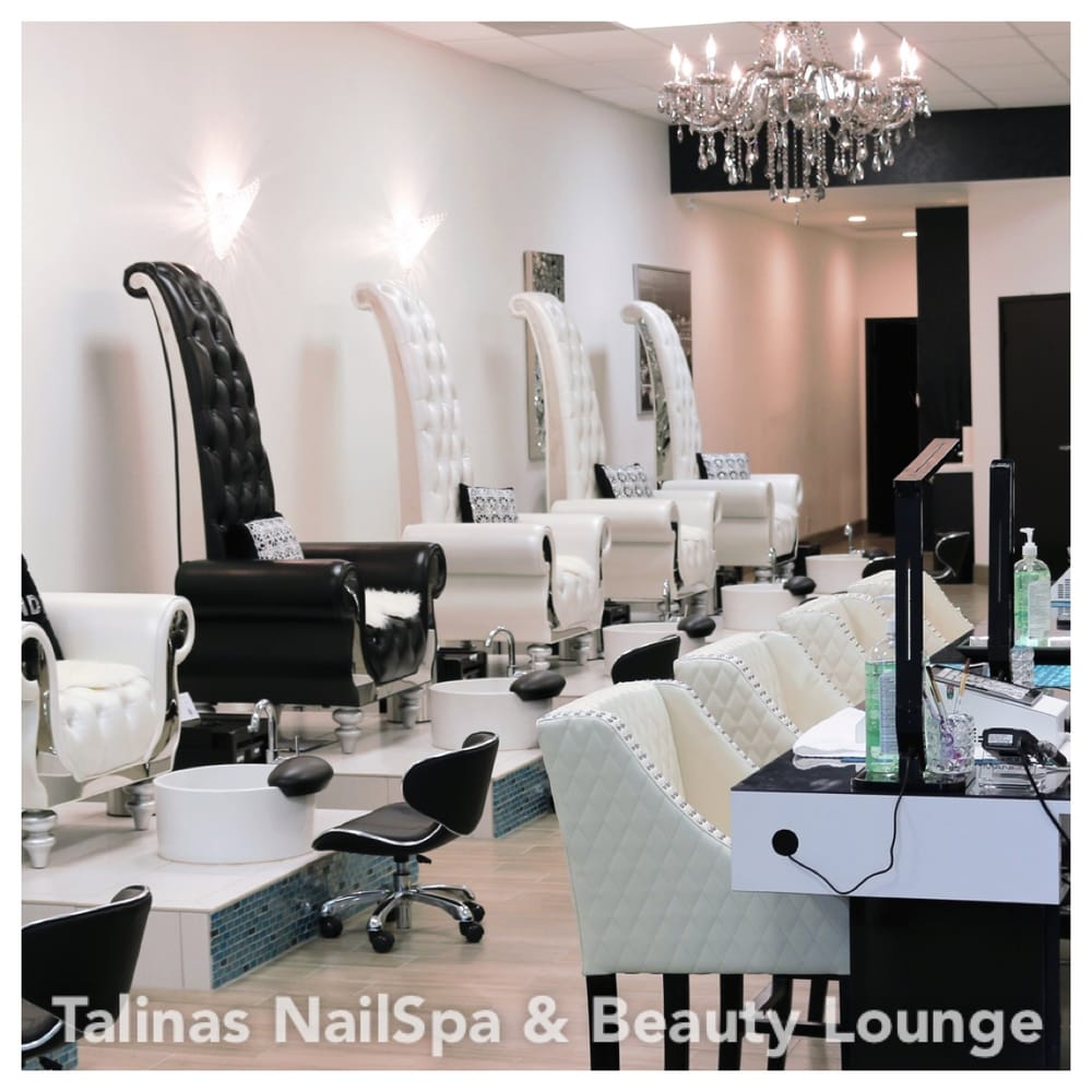 Talina s nail spa beauty lounge 850 photos 61 for A q nail salon