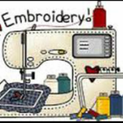 Designs By Gail Custom Embroidery - Embroidery & Crochet - 3260 Old