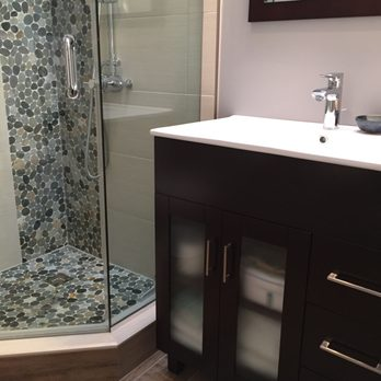 photo of mm remodeling bethesda md united states downstairs bath shower