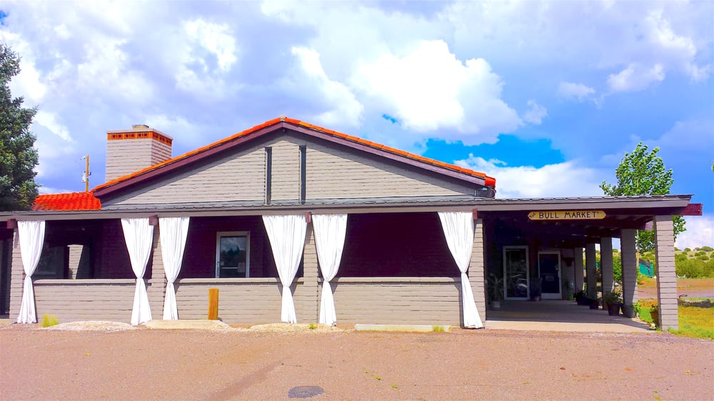 The Bull Market at Concho Creek: 7 County Rd 5100, Concho, AZ