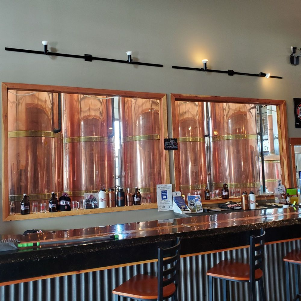 Butte Brewing Company: 465 E Galena St, Butte, MT