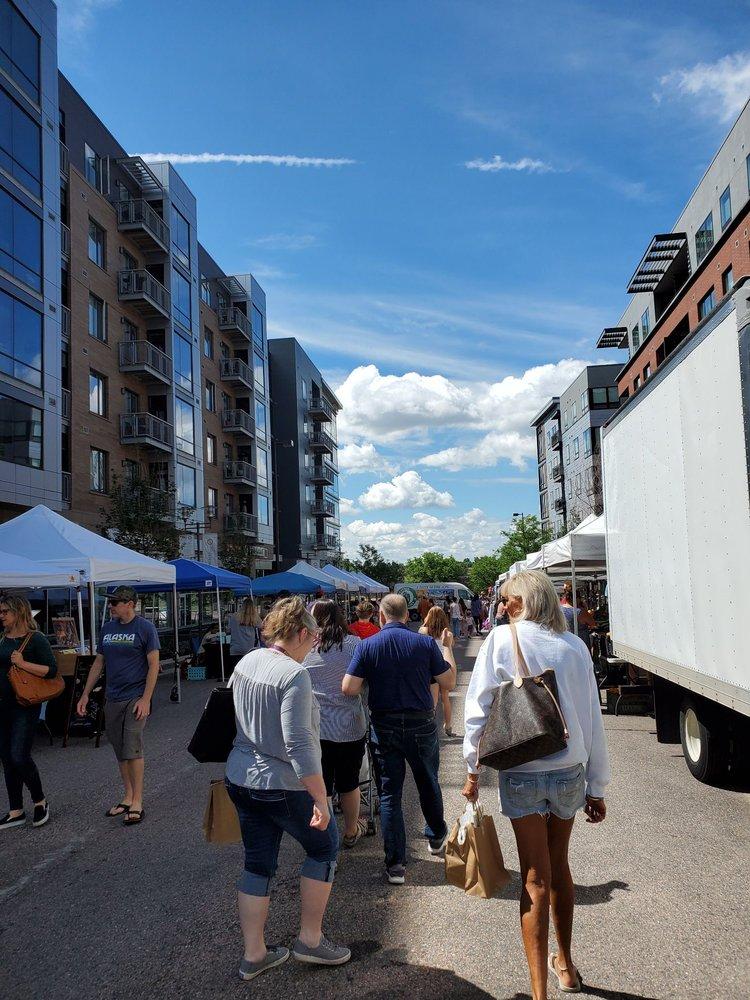 People + Produce Farmers Market: 4910 S Newport St, Denver, CO