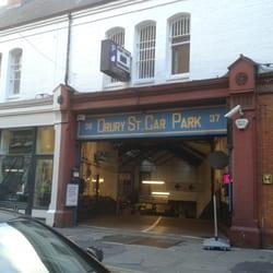 Drury Street Car Park Review