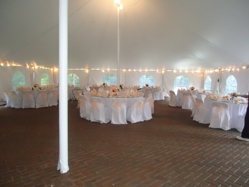 Wedding Reception Setup Yelp