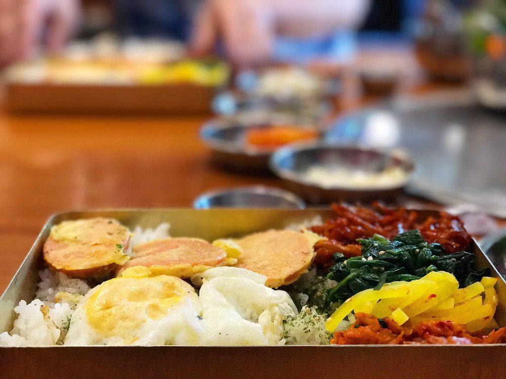 Tasty grill 425 foto e 82 recensioni cucina coreana for Cucina coreana
