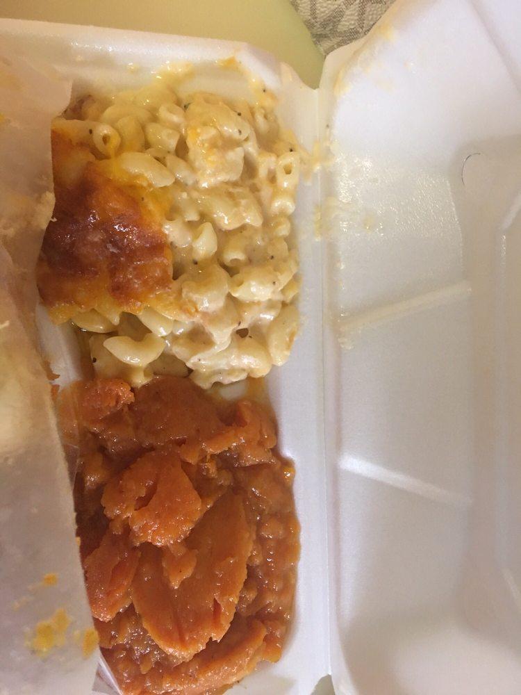 Break-N-Bread Soul Food & Bakery: 239 Atlanta St, McDonough, GA