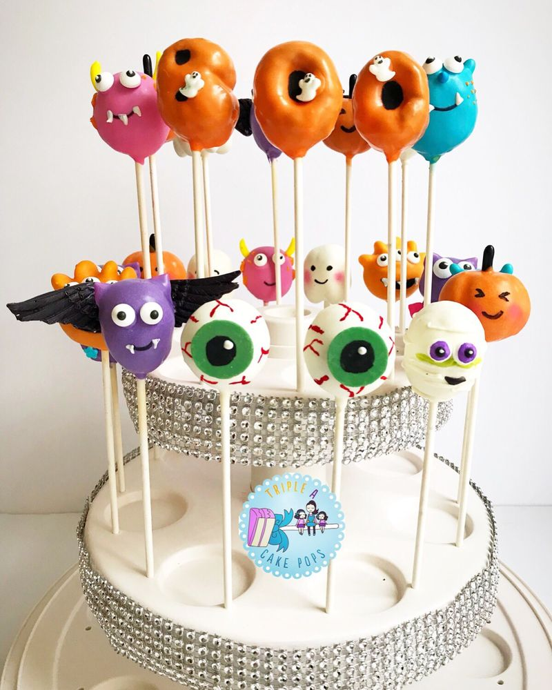 halloween cake pops - yelp