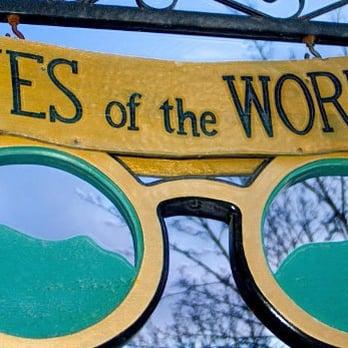 1e5b8012bf1be Eyes Of The World - Eyewear & Opticians - 168 Battery St, Burlington ...