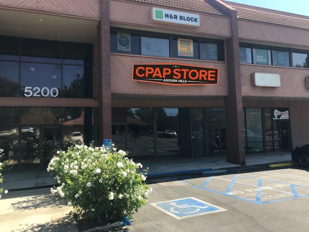 CPAP Store Agoura Hills: 5160 Kanan Rd, Agoura Hills, CA