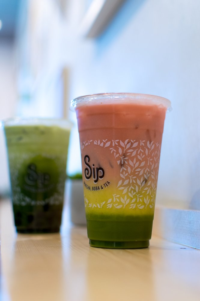 Sip Matcha - Rowland Heights: 18558 Gale Ave, Rowland Heights, CA