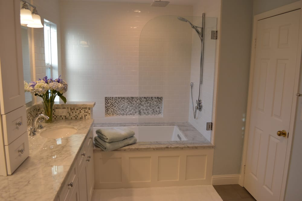 Bathroom Remodel Livermore Ca : This is the completed master bath remodel mico hansgrohe