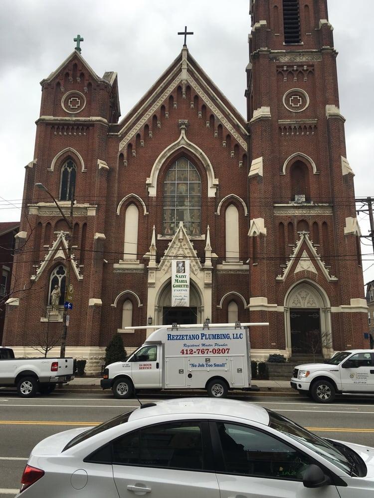 St Maria Goretti: 4712 Liberty Ave, Pittsburgh, PA