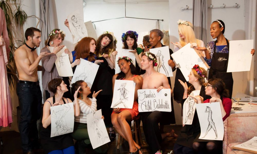 The Artful Bachelorette: New York, NY