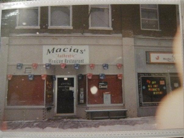 Macias Mexican Restaurant & Jazz Club: 7 S Wisconsin Ave, Rice Lake, WI