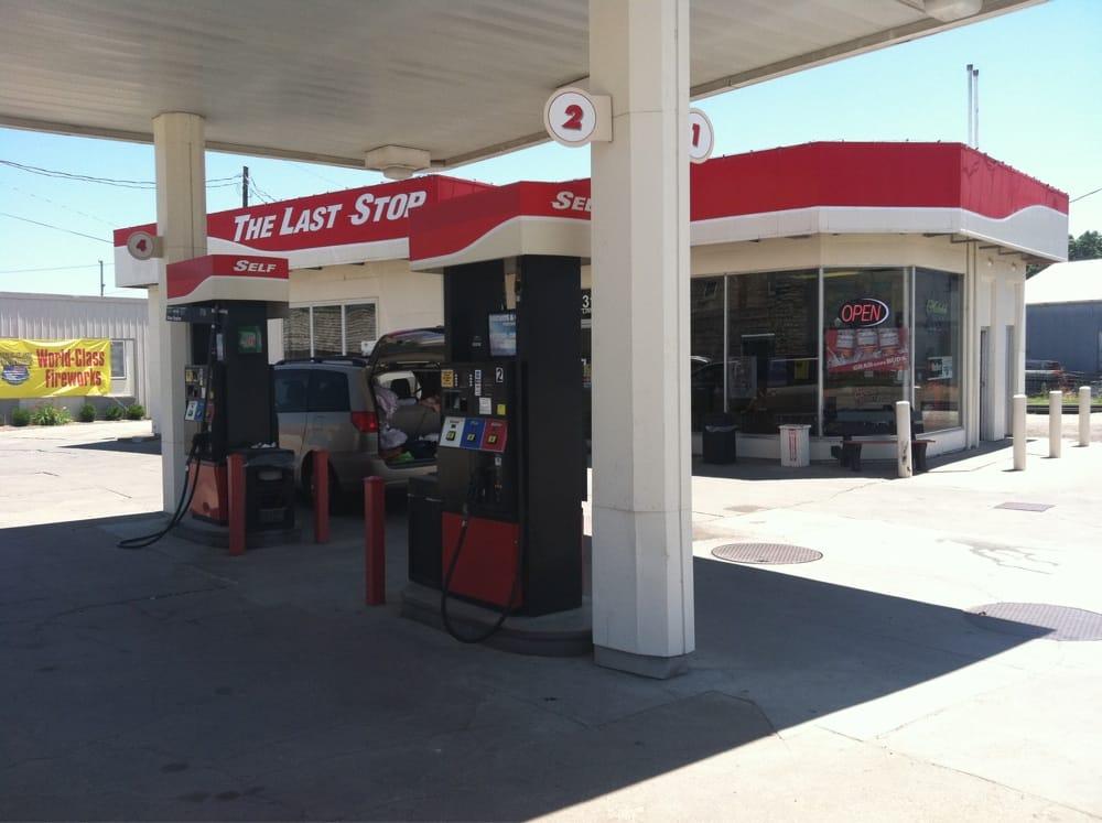 Last Stop: 314 Lincoln St, Wamego, KS