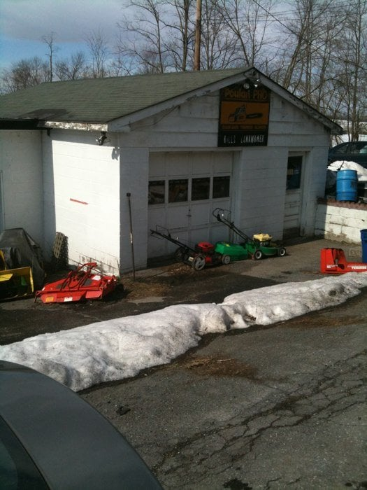 Bill's Lawn Mower Service: 6620 Linganore Rd, Frederick, MD