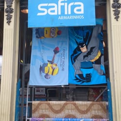 46ef5571363 Safira Armarinhos - Armarinho - Praça Generoso Marques