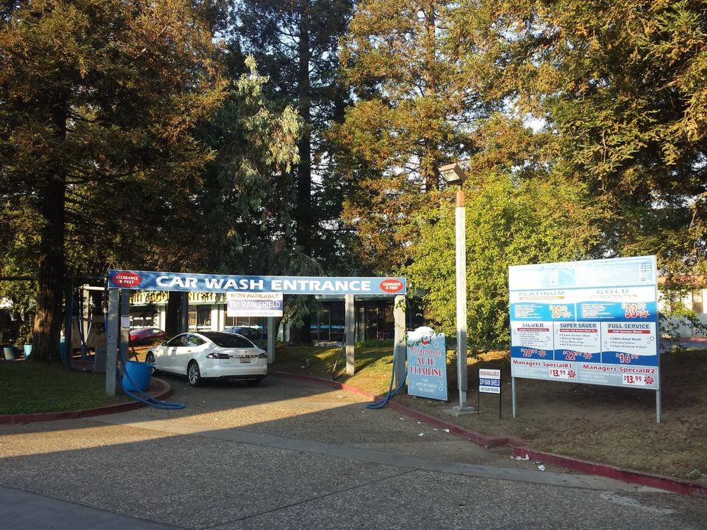 Yelp Car Wash San Jose