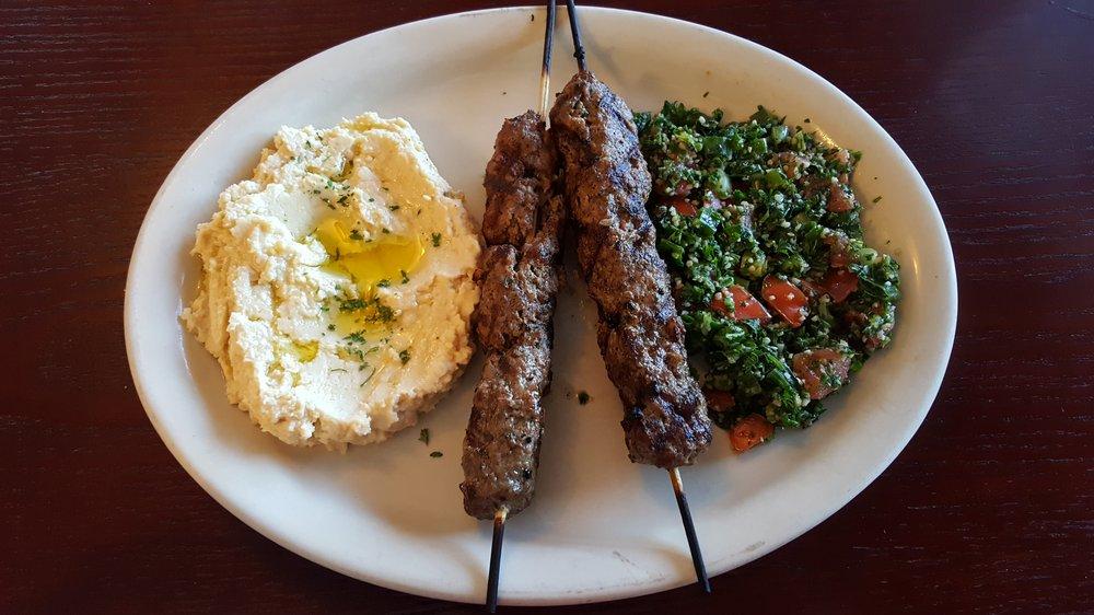 Cedar's Mediterranean & Italian Grill: 904 College St, Bastrop, TX