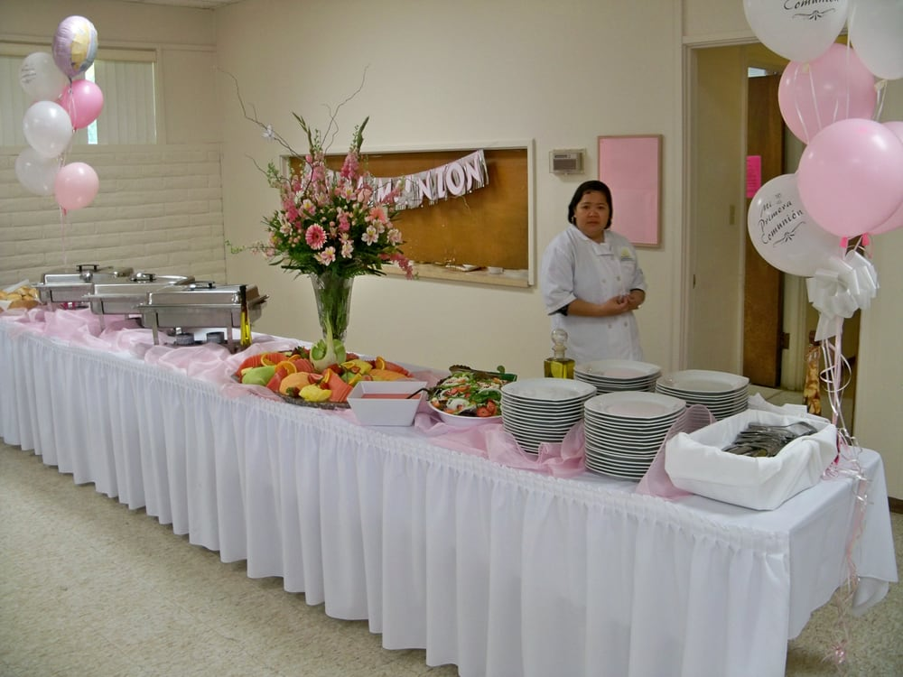 Buffet Food Ideas For Baby Shower