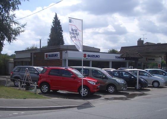 Car Parts Alton Hampshire