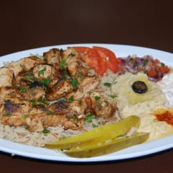Photo Of Sultana Middle Eastern Restaurant Orlando Fl United States