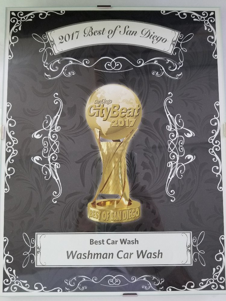 Washman Car Wash