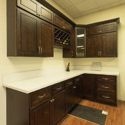 granada kitchen & floor - 65 photos - cabinetry - 1170 wright way
