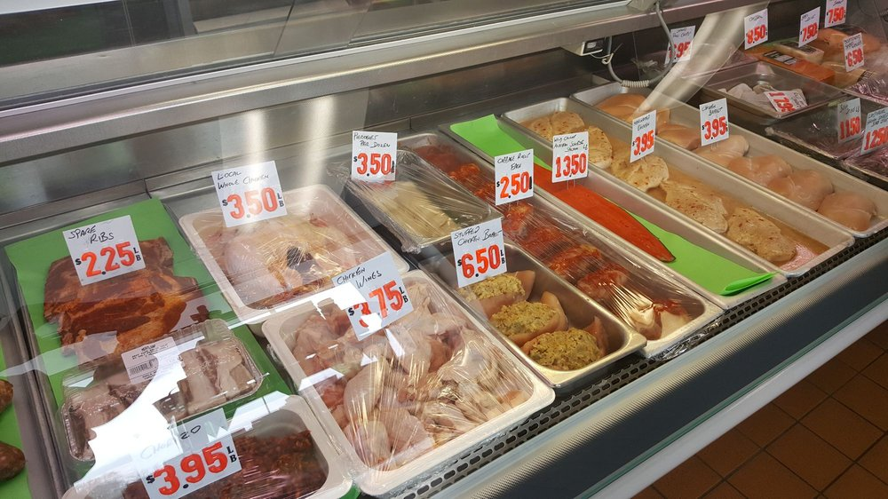 Dokl's Meat Market - Grill & Catering: 4615 W River Dr NE, Comstock Park, MI
