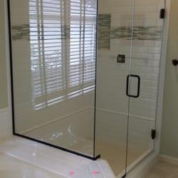 Aspen Shower Door Glass Mirrors 2885 E Midway Blvd Denver Co
