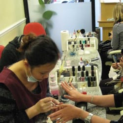 California nail bar 18 photos 12 reviews nail salons - Nail salon marylebone ...