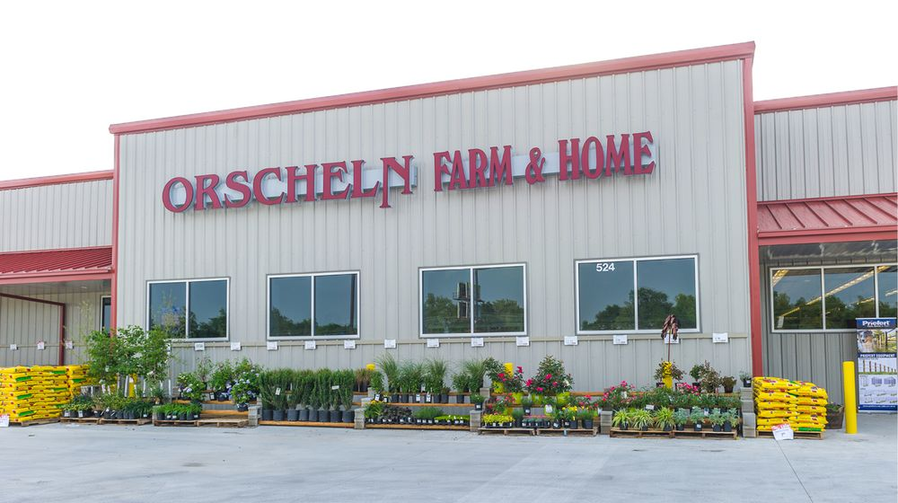 Orscheln Farm and Home: Industrial Park Access Rd, Trumann, AR