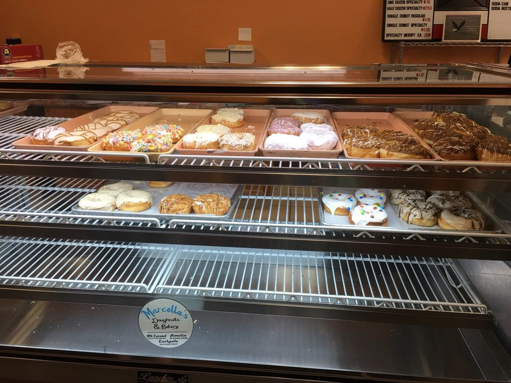 Marcella's Doughnuts and Bakery: 960 Kennedy's Lndg, Cincinnati, OH