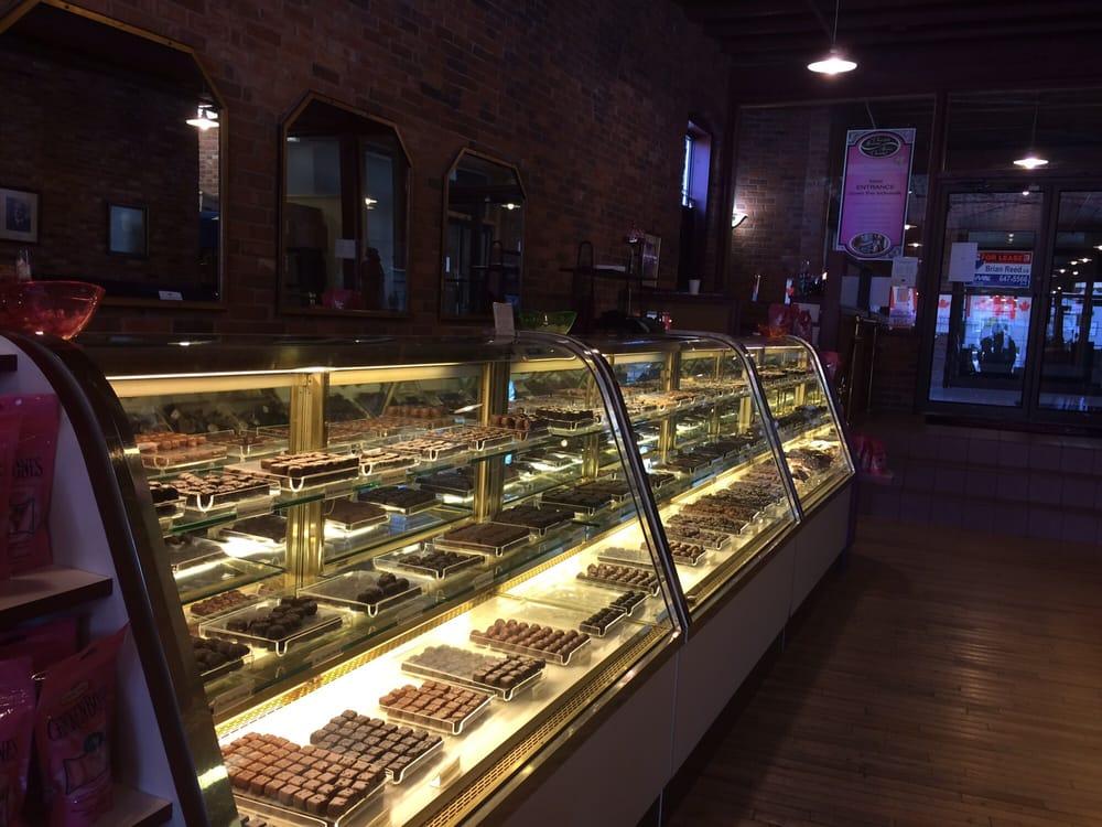 The Chocolate Museum: 73 Milltown Boulevard, St Stephen, NB