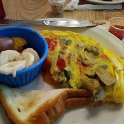 Caroles Cafe Breakfast Brunch 210 E Mill St Plymouth Wi
