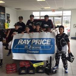 Ray Price Mt Pocono Chevrolet Concessionnaire Auto