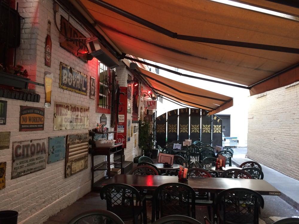 The irish bank bar restaurant 253 photos 919 reviews for Bar food union square san francisco
