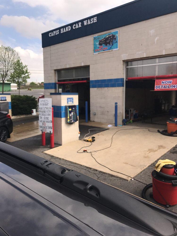 Capis Car Wash: 4470 Easton Ave, Bethlehem, PA