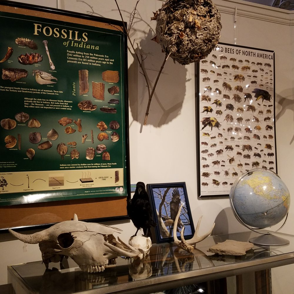 Putnam County Museum: 1105 N Jackson St, Greencastle, IN