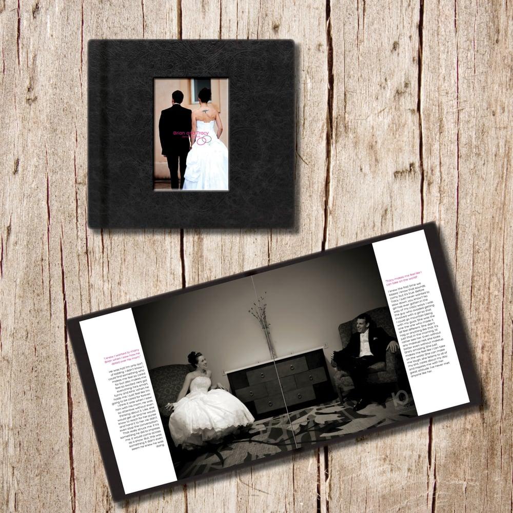 Wedding Storybook Custom Design By Storytag Yelp