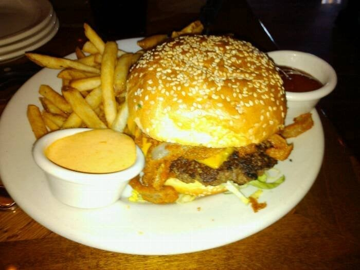 Bloomin 39 Burger Yelp